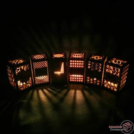 "Žvakidės ""Jaukumas"""