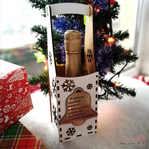 Dėžutė šampano buteliui (0,5 arba 0,75 l)