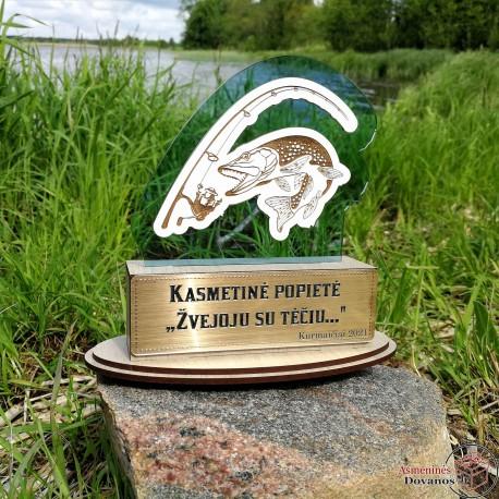 Apdovanojimas žvejui