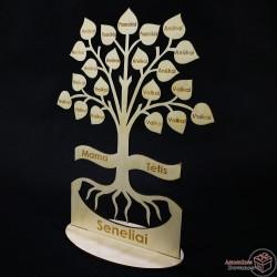 """Genealoginis medis """"Nuo senelių"""""""