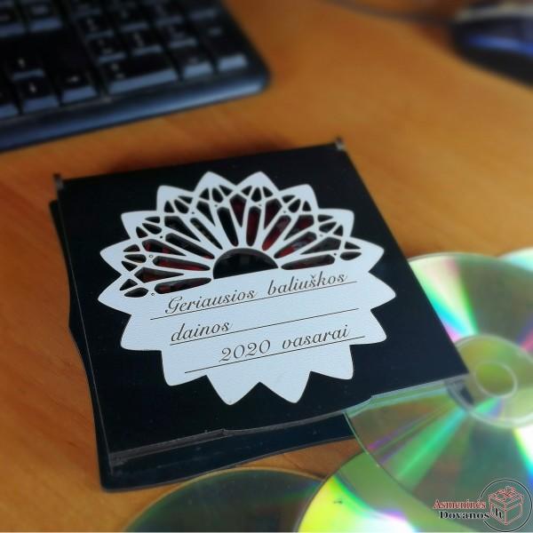 Dėžutė CD diskui